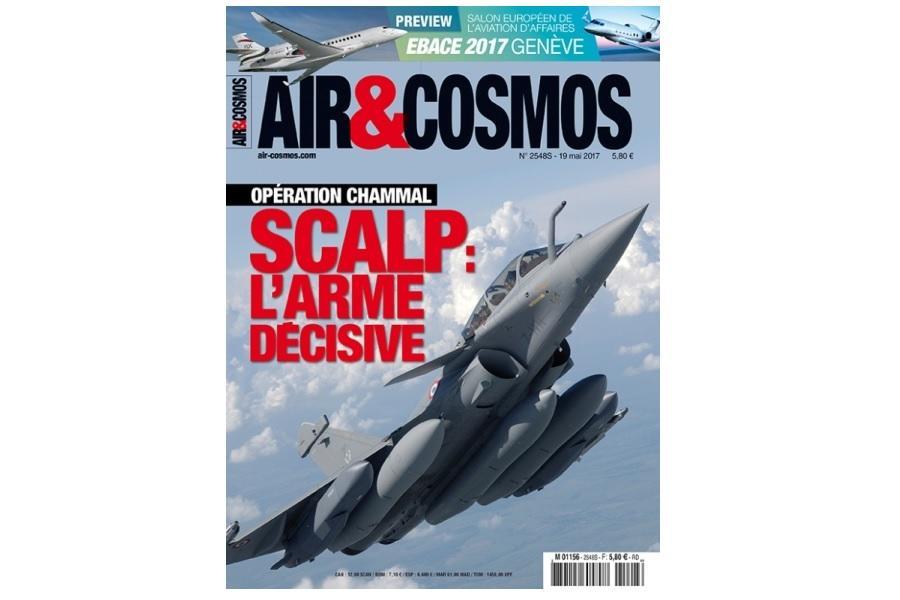 Avions d'affaires haut de gamme, missile SCALP, Star Alliance, cette semaine dans Air et Cosmos
