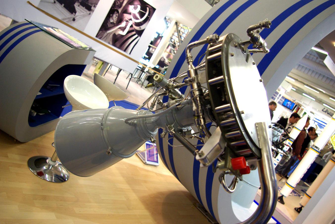 Sentinel 2B et la fusée lunaire soviétique