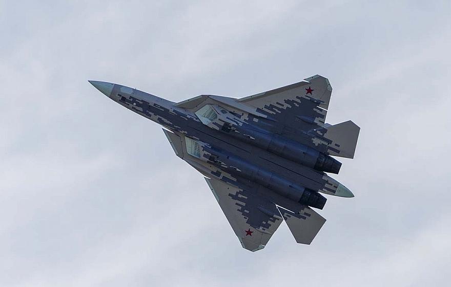 Russie : Les premiers Su-57 avec moteur seconde étape seront assemblés en 2022