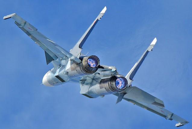 Une nouvelle base aérienne Russe aux marches de l'Otan