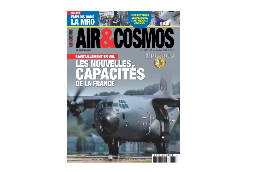 Dossier emploi et formation en MRO, cette semaine dans Air et Cosmos magazine