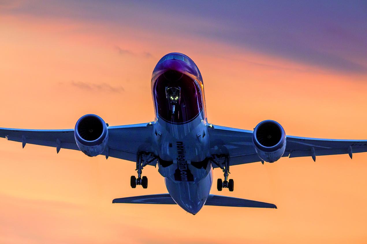 Feu vert pour les vols ultra low cost de Norwegian