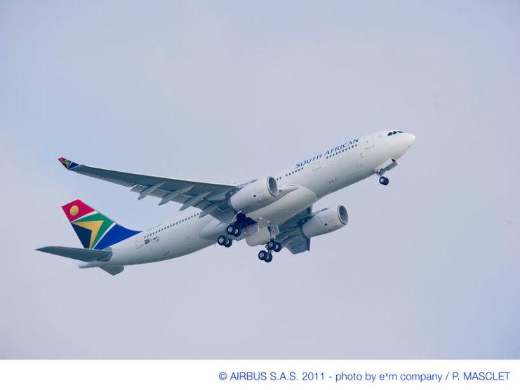 South African Airways au bord du gouffre
