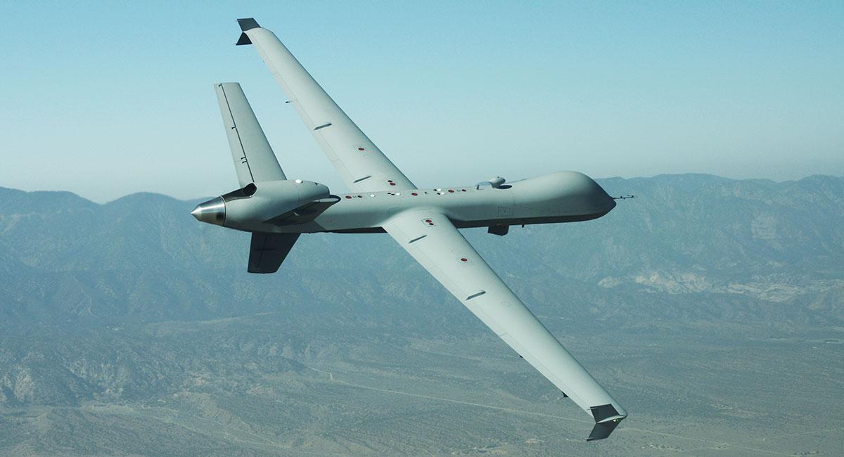 Défense : premier vol du Reaper Block 5 à Niamey