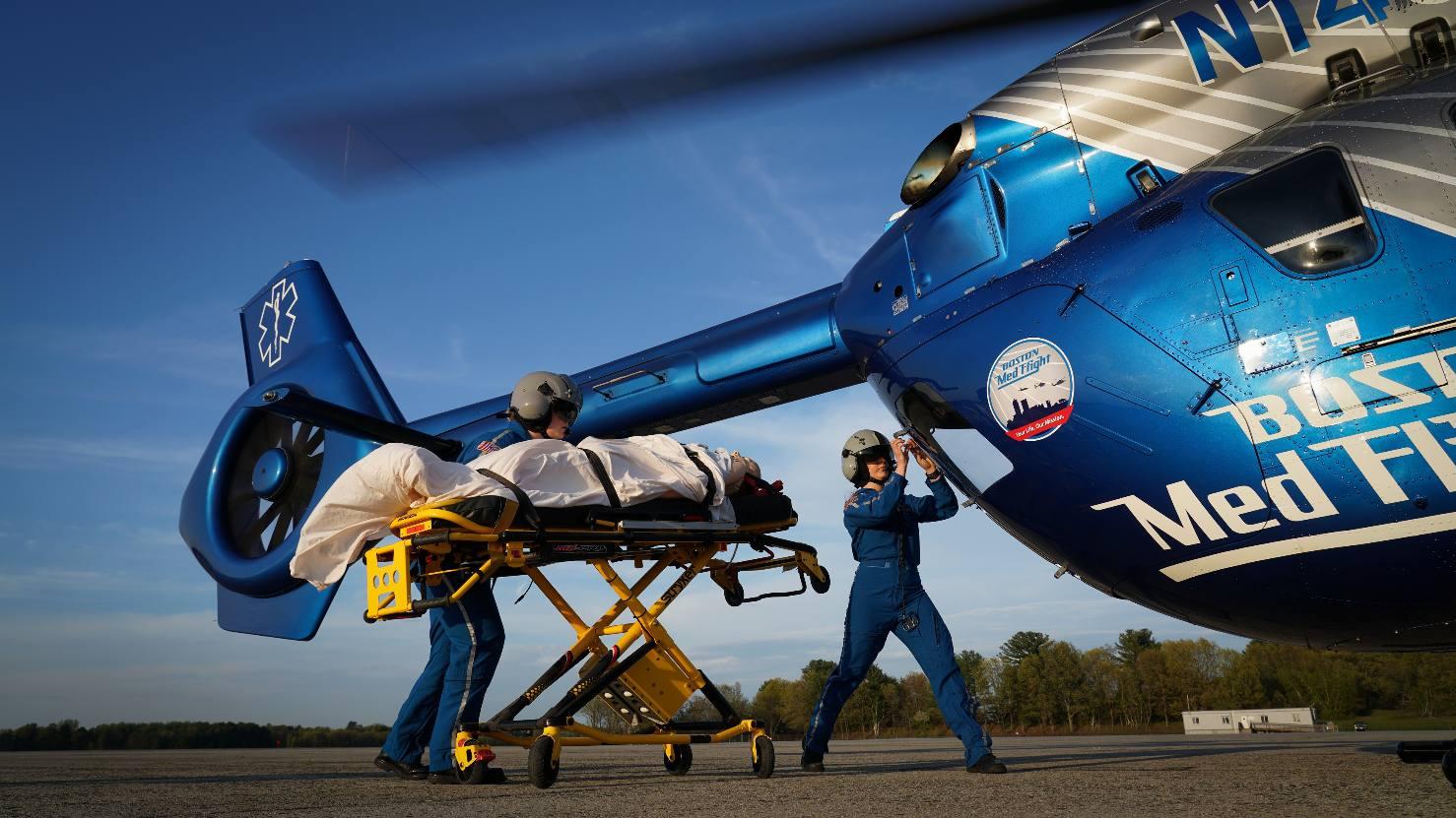 Airbus Helicopters renforce sa présence sur le marché EMS aux Etats-Unis
