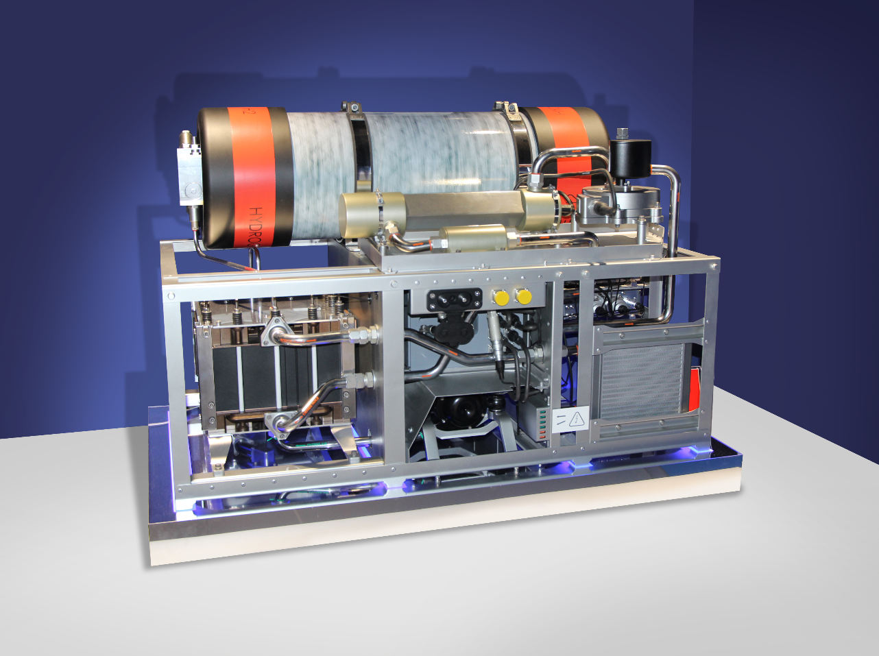 Safran Power Units développe une pile à combustible