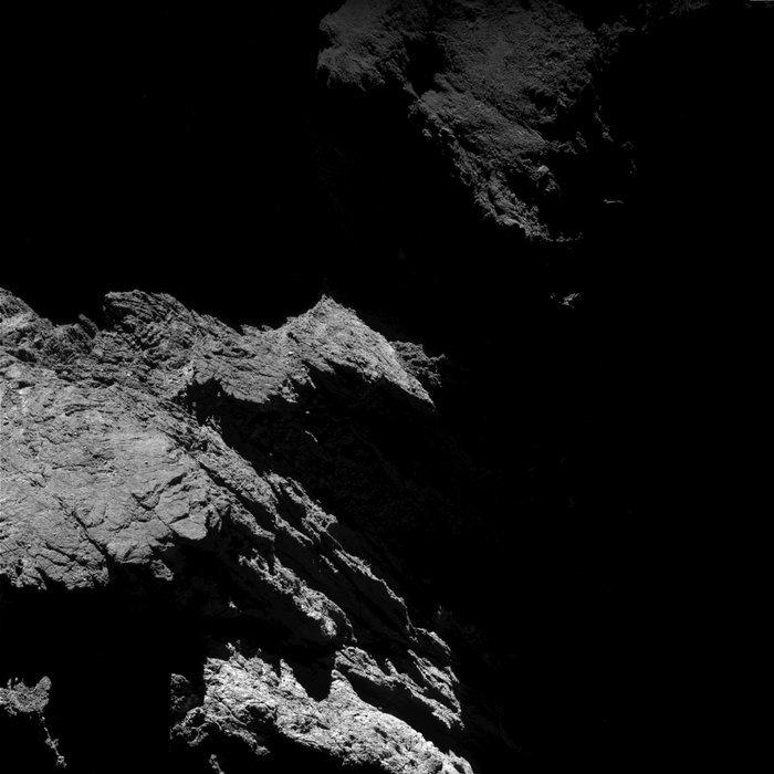Rosetta: de nouvelles révélations