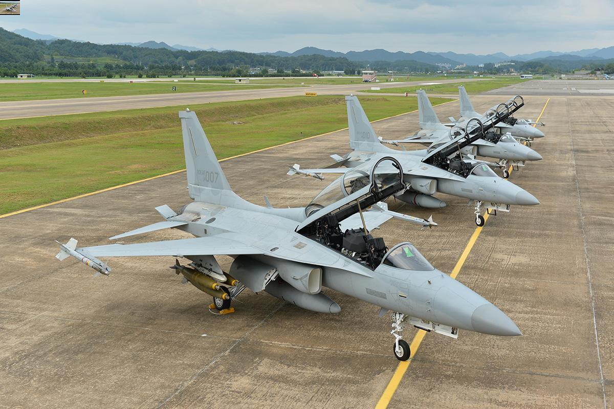 Pas de KAI FA-50 pour l'Argentine en vertu de l'embargo post-1982