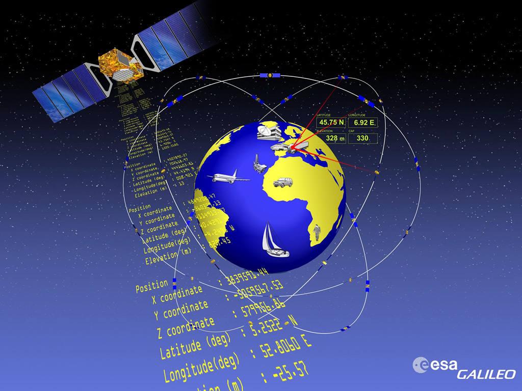 Conférence sur Galileo à La Défense le 7 juin