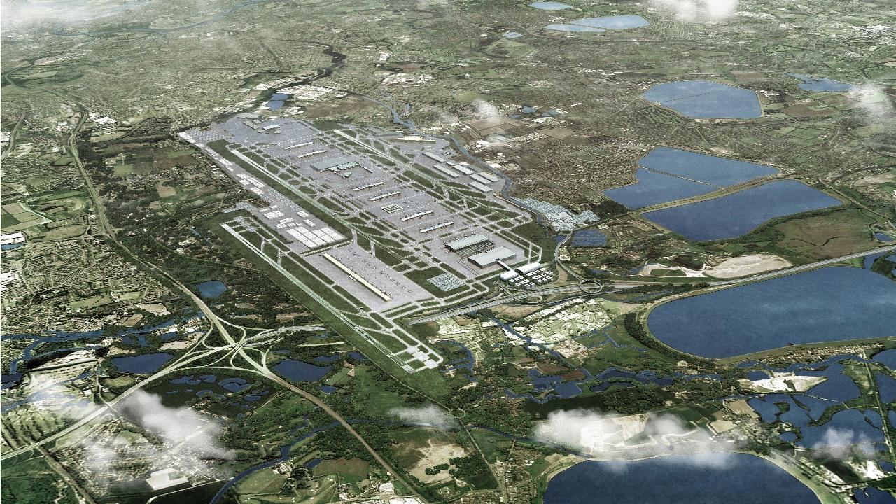 Le projet d'extension d'Heathrow traîne en longueur