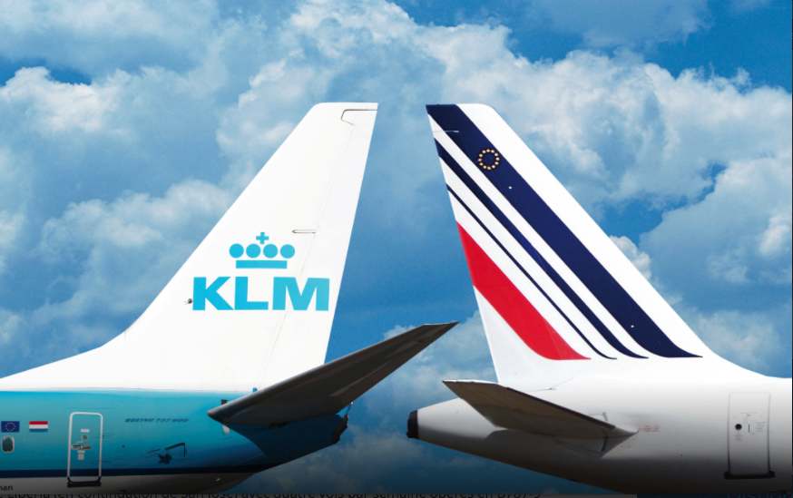 """Coronavirus : le plan de soutien à Air France-KLM devrait prendre la forme de """"prêts"""" (Couderc)"""