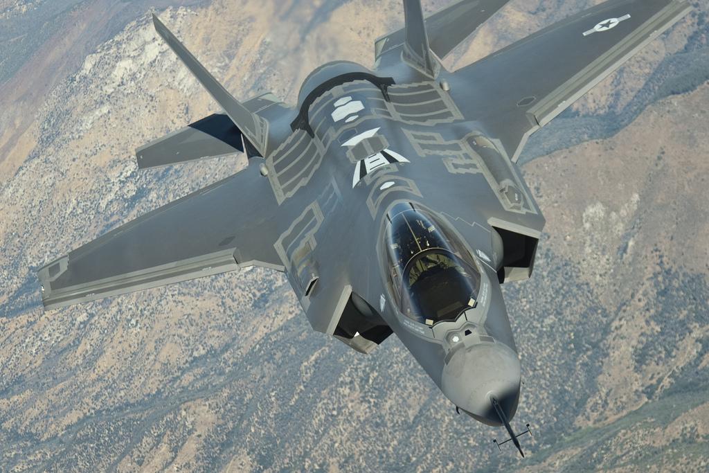 F-35, l'US Air Force donne à ses pilotes un guide de communication