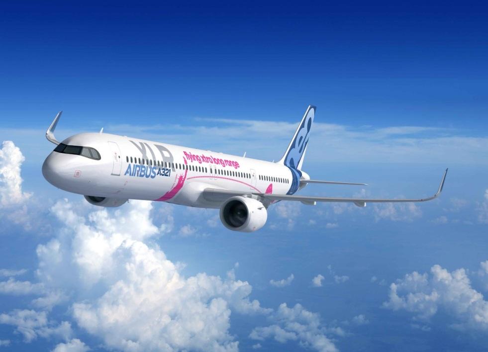 Airbus A321XLR : Stelia Aerospace livre les premiers éléments
