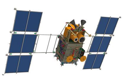 Un satellite espion Russe pour Téhéran ?