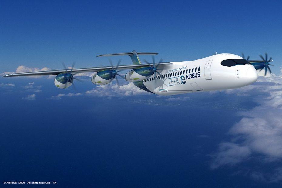 Avion décarboné : le CORAC fait le point