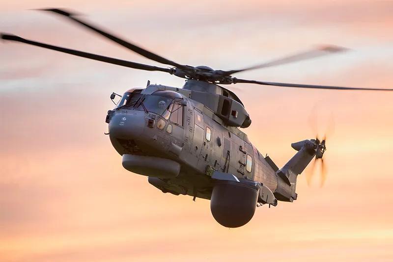 Royal Navy : Changement de braquet sur l'AEW