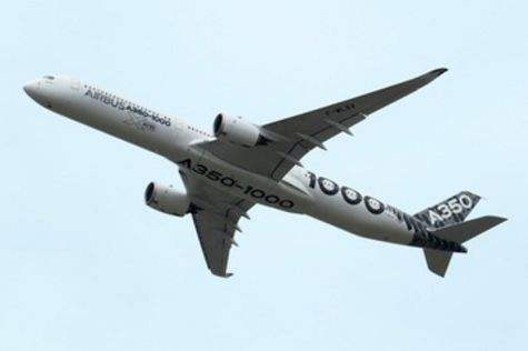 A350-1000 completes functional, reliability testing