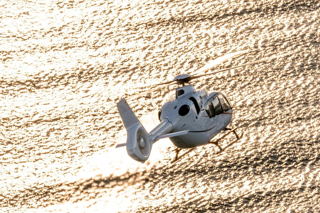 La Marine brésilienne prend trois Airbus H135