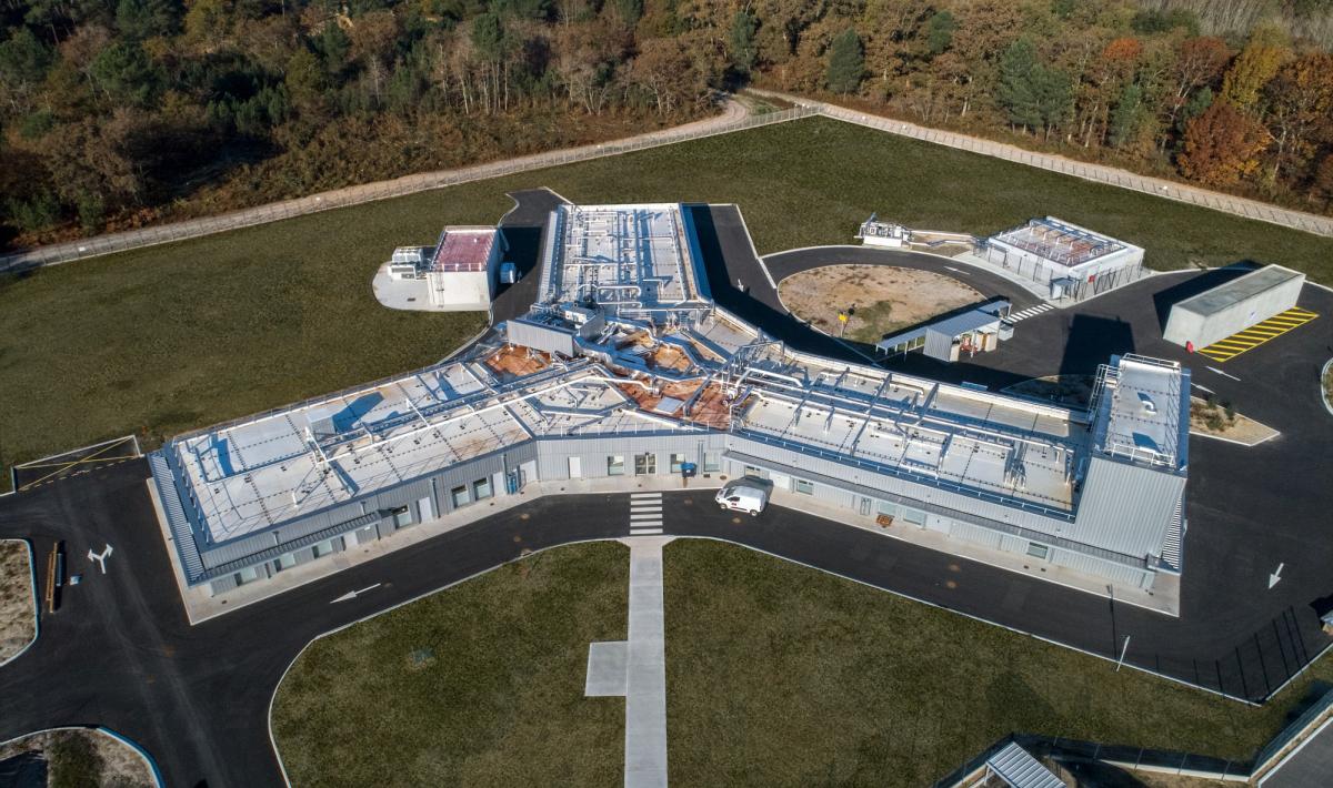 Dassault Aviation inaugure son centre de pyrotechnie à Martignas