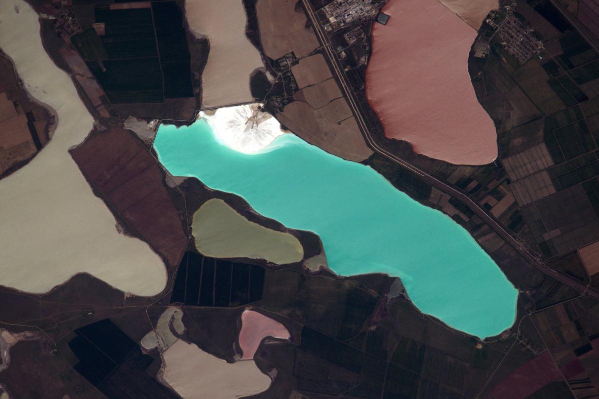 La Terre dans l'œil de Thomas Pesquet, saison 2 : la mer Putride de Crimée
