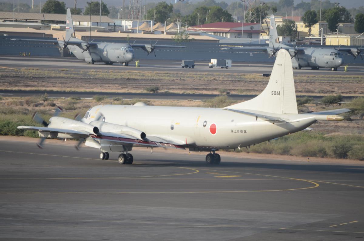 Défense : à Djibouti, face à la France, les autres étrangers s'adaptent aussi