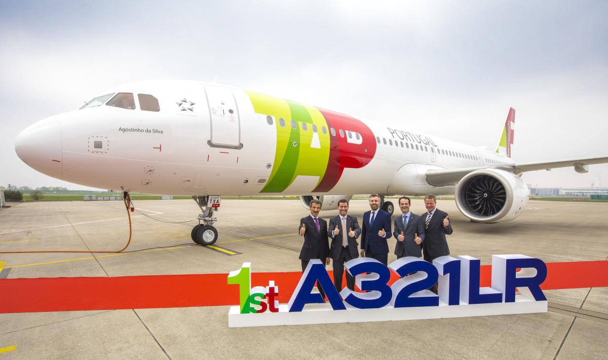 TAP Air Portugal développe sa desserte transatlantique en Airbus A321LR