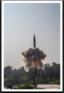 India test-fires Agni 5 ballistic missile