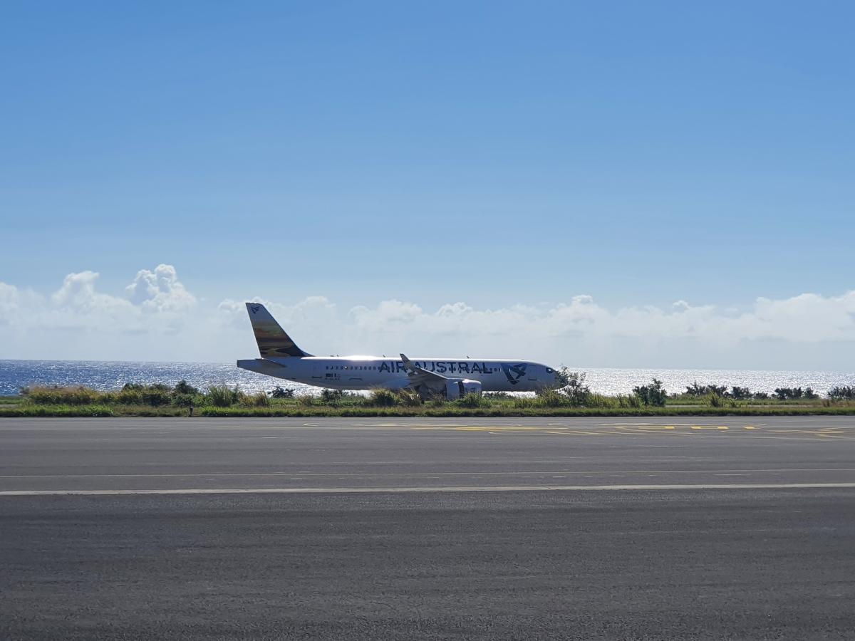 Air Austral : l'Airbus A220-300 en service commercial sur Mayotte