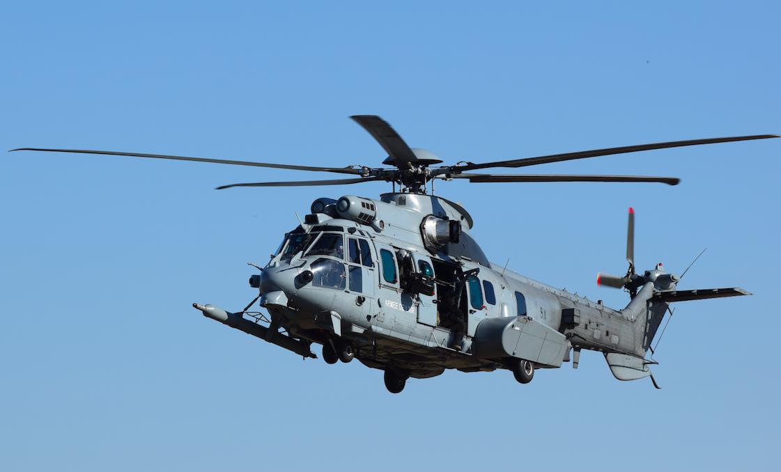La France commande un hélicoptère Caracal