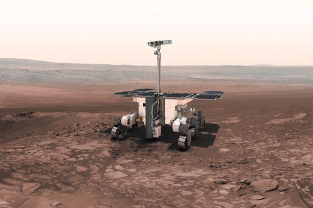 Conférence «ExoMars: l'Europe relève le défi de l'exploration martienne» à Paris le 14 novembre