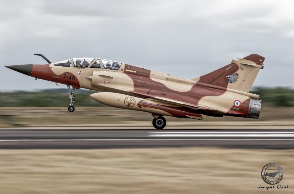 Mali: Crash d'un Mirage 2000D et intervention des commandos