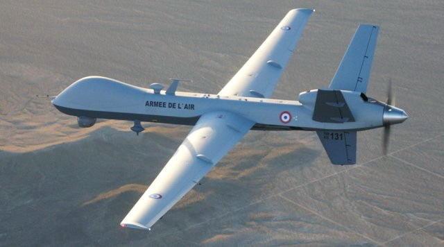 MBDA se positionne sur les drones MQ-9 Reaper français