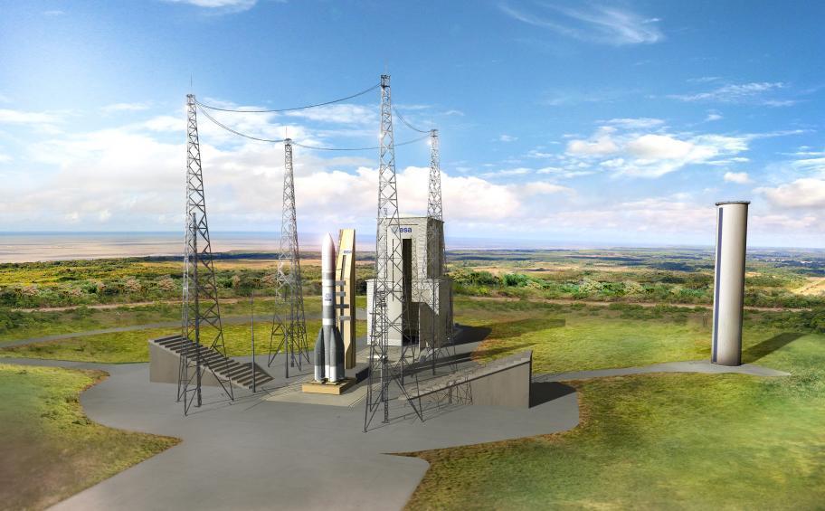 Spécial été: le Centre Spatial Guyanais se prépare à l'arrivée d'Ariane 6