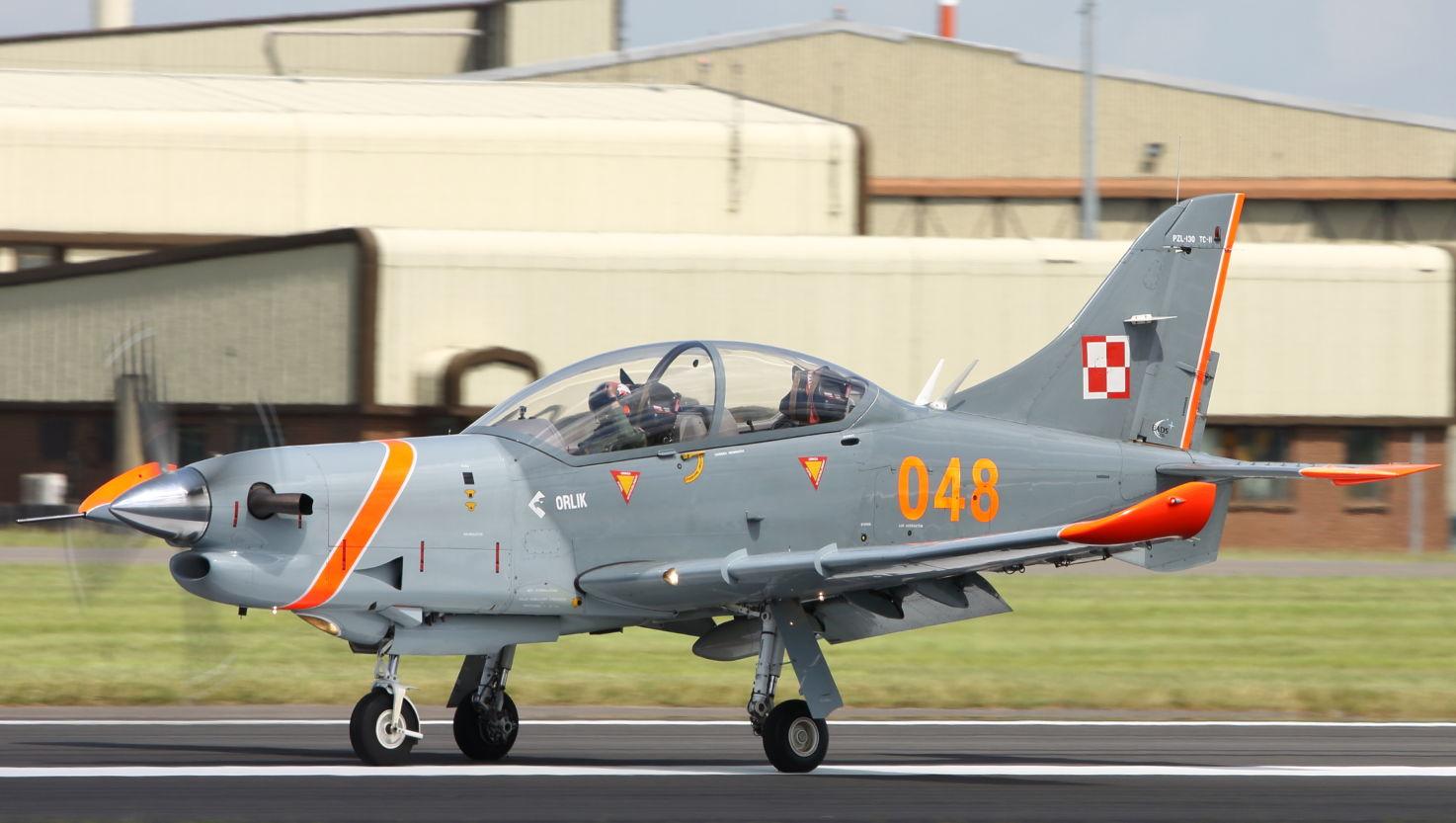 Les PZL Orlik seront modernisés par une filiale polonaise d'Airbus