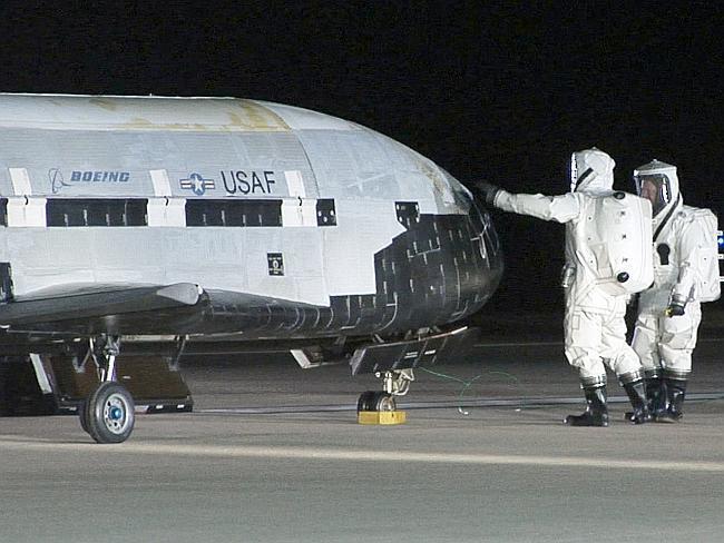 Près de 57mois cumulés sur orbite pour le X37B