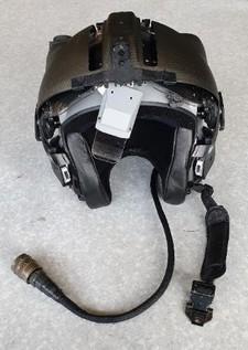 Le viseur de casque du Rafale F4