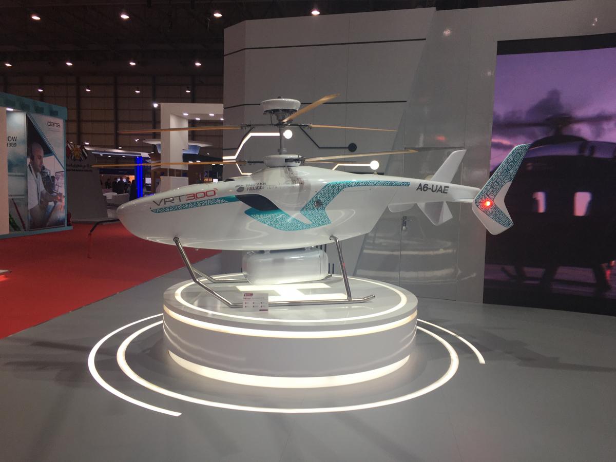 Retour sur le drone VRT300