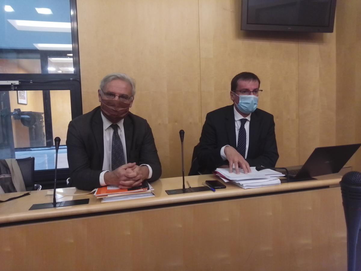 Budgets Défense : les doutes du député Cornut-Gentille