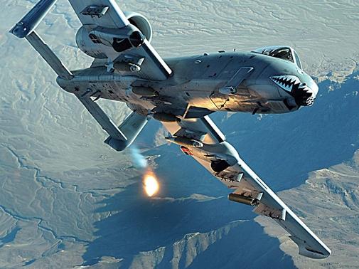 L'A-10 épargné jusqu'en 2021 au moins