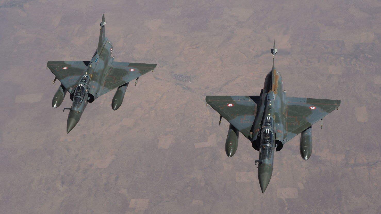 French AF releases Chammal, Barkhane data