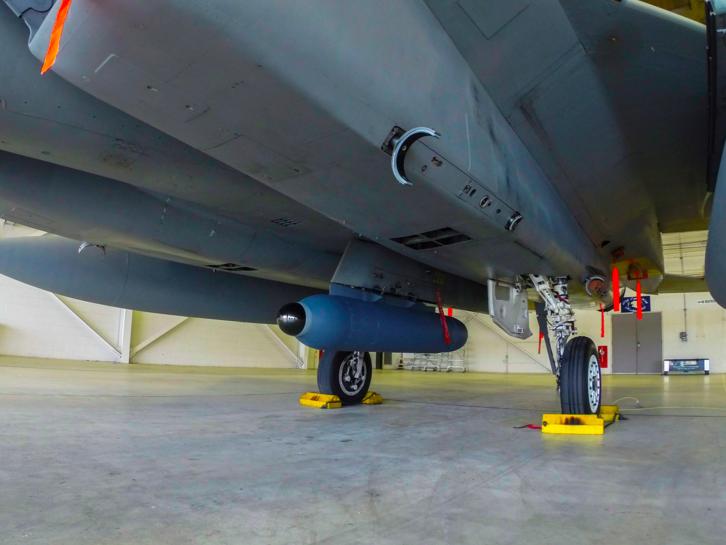 L'US Air Force choisit le pod Legion pour ses F-15C