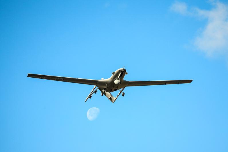 200 000 heures de vol pour le drone Bayraktar