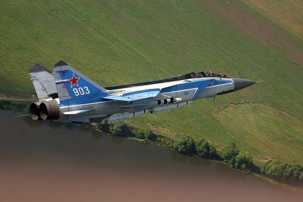 Russie : Vers le remplacement du MiG-31