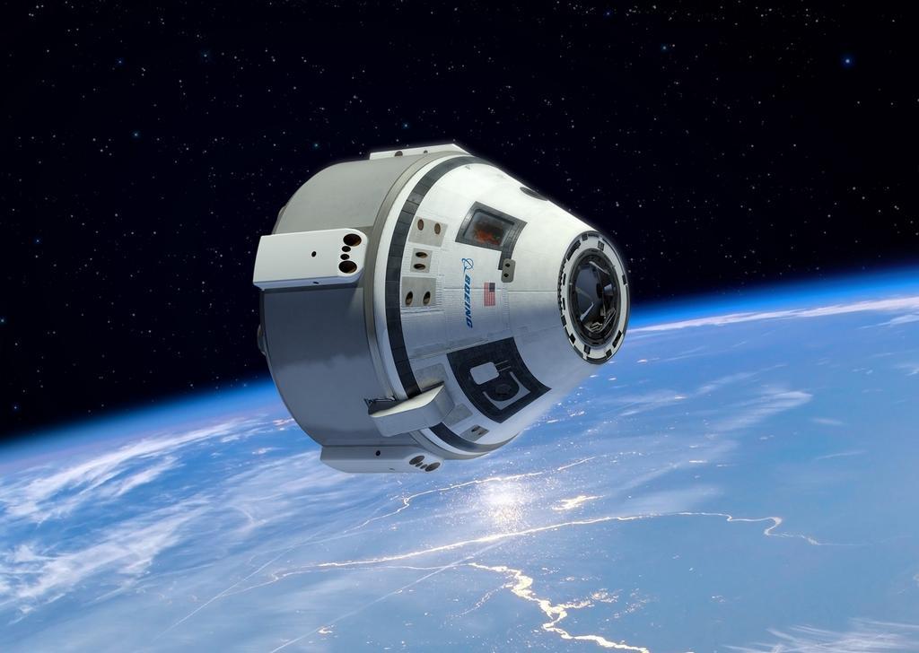 Boeing assurera la première rotation commerciale d'équipage vers l'ISS