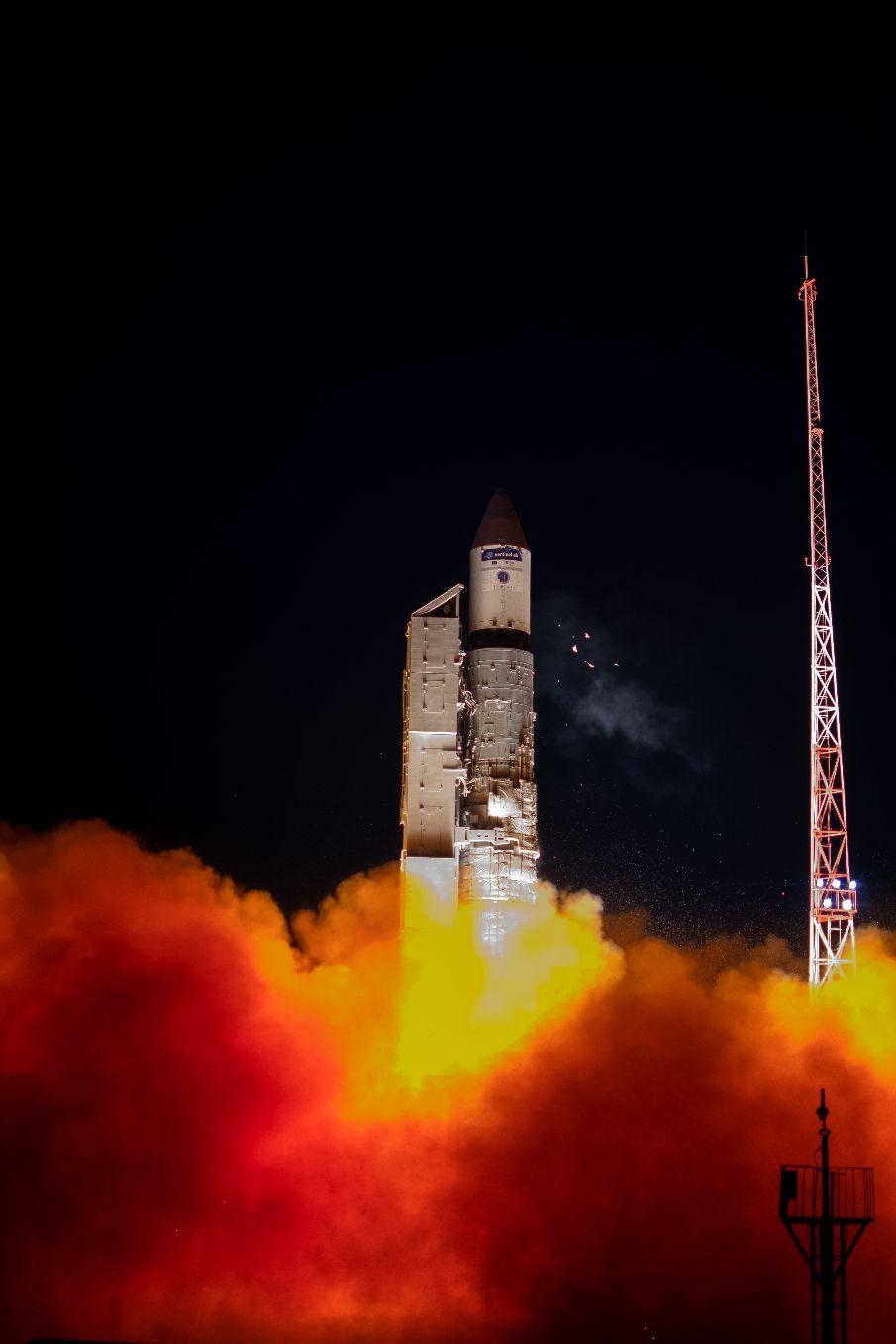 Un second Sentinel 3 sur orbite