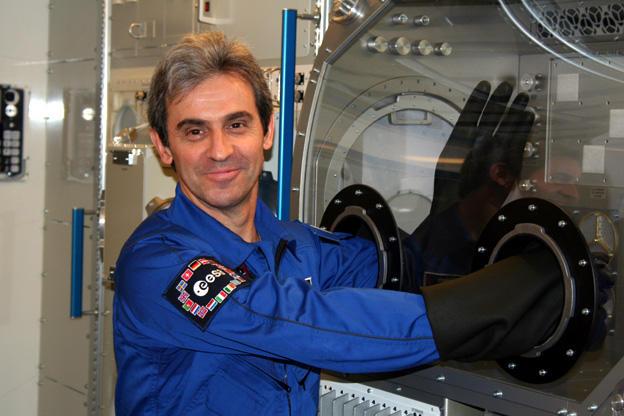 Les apports de la mission Proxima avec Léopold Eyharts le 28 janvier à la Villette
