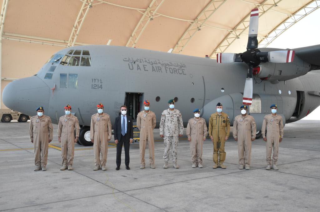 BSS: Barkhane reçoit un soutien des Emirats-Arabes-Unis