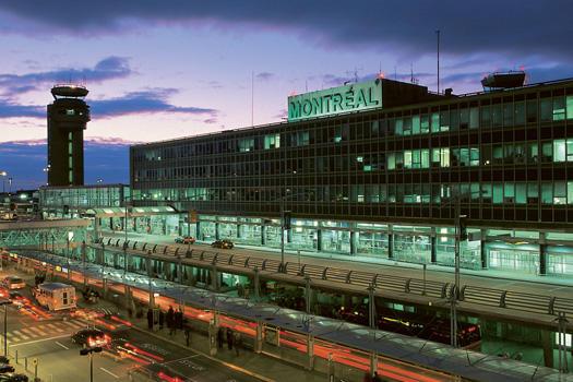 L'aéroport de Montréal-Trudeau vise un objectif de 20 millions de passagers d'ici 2020