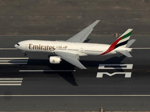 Emirates reçoit quatre long-courriers en une journée