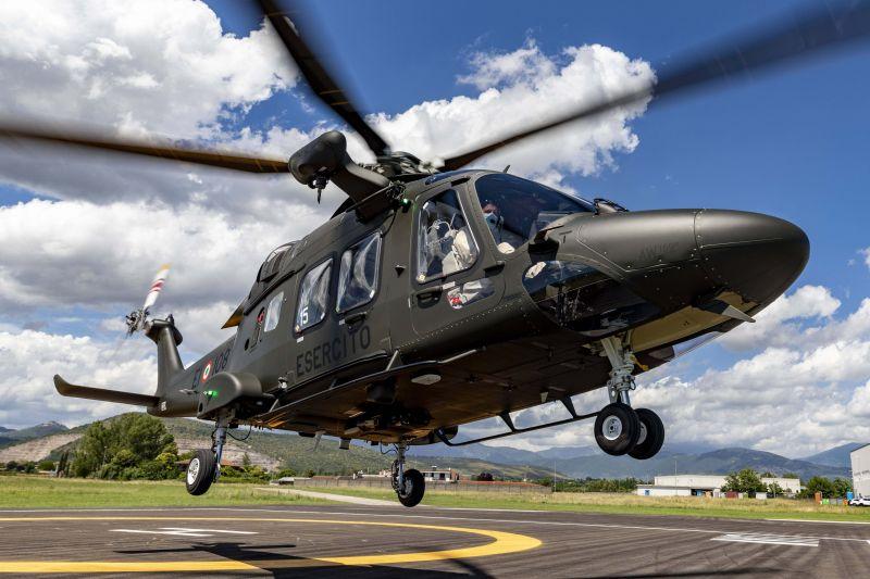 L'Autriche se dote d'hélicoptères AW169